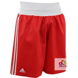 BOKSO ŠORTAI ADIDAS BOXING SHORT RED